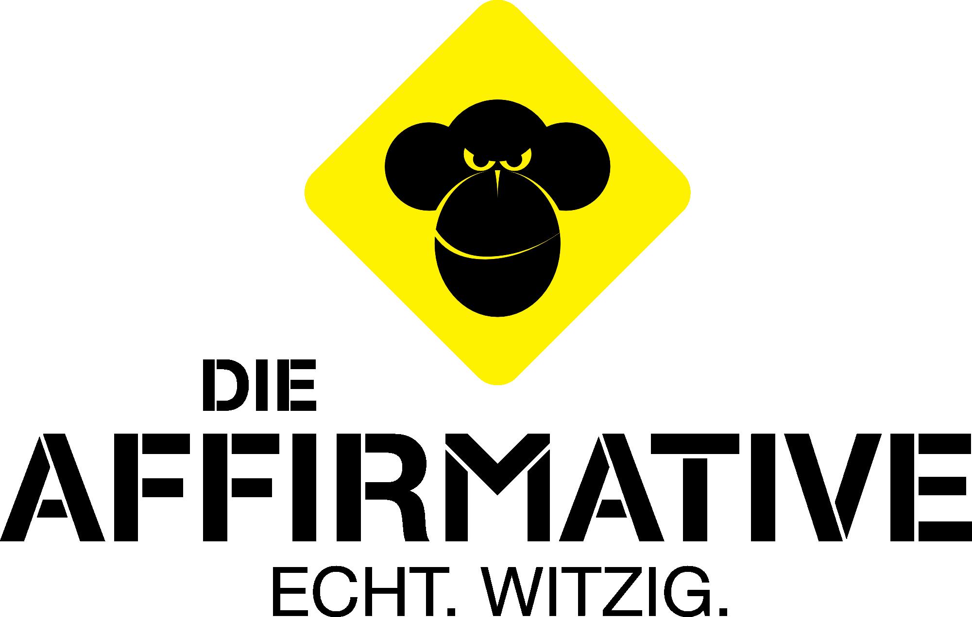 Logo Die Affirmative