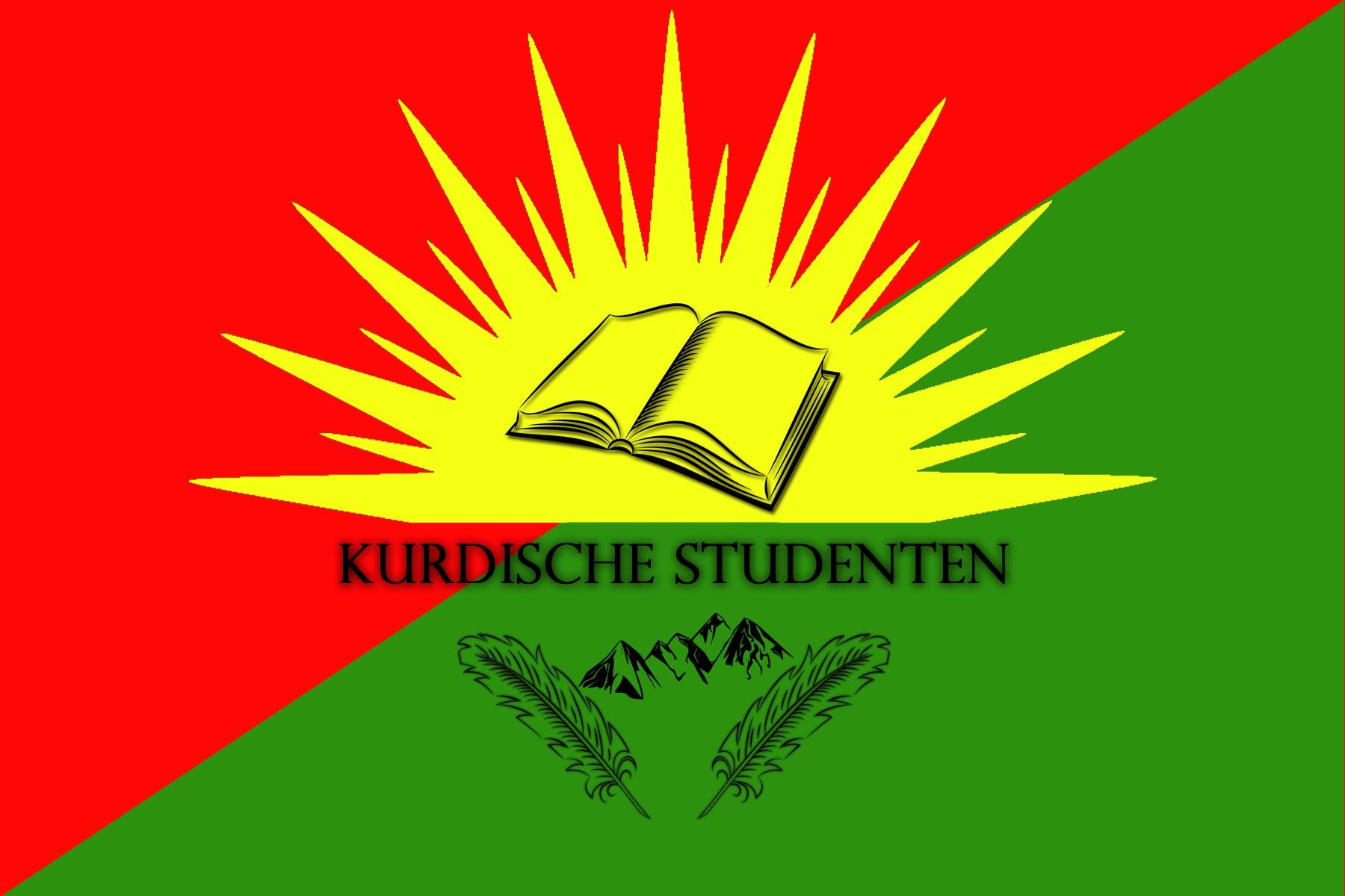 Logo Kurdische Studierende HSG Mainz