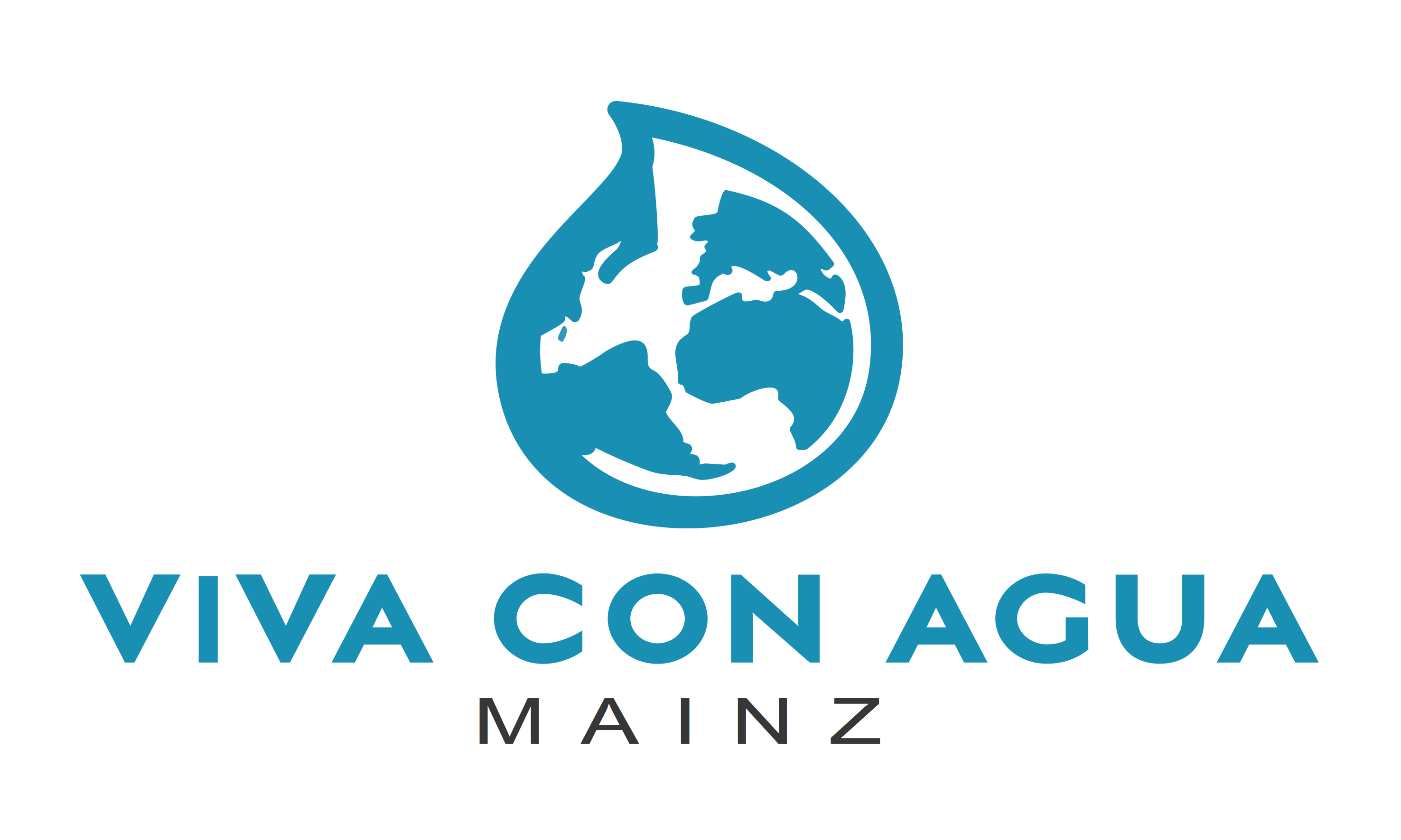 Logo Viva con agua Mainz